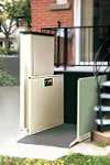 Wheelchair lifts, home elevator, stair chairs, Houston.