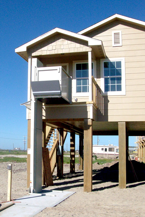 Home Wheelchair Elevator