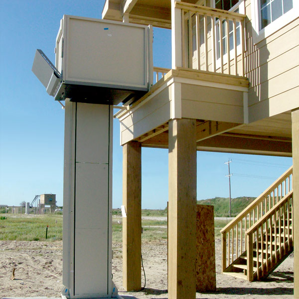 Wheelchair Elevator Lift