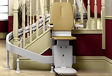 stair chair, stair lift, Houston, stairlift, stairchair, Ft. Worth, Dallas.
